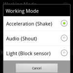 ShootMe - Screen Capture app for Android